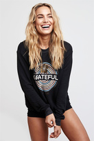 Spiritual Gangster Cropped Black Sweatshirt