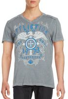 Affliction Higher Cast Graphic Tee