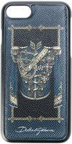 Dolce & Gabbana soldier print iPhone 7 case