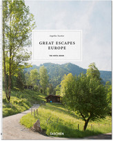 """Taschen Great Escapes: Europe"""" The Hotel Book - 2019 Edition"""