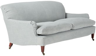 OKA Coleridge 3-Seater Sofa - Ice Blue