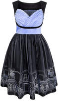 Disney Haunted Mansion Ballroom Dress for Women by Her Universe