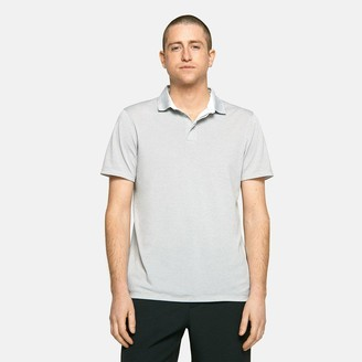 Outdoor Voices Clubknit Polo Shirt