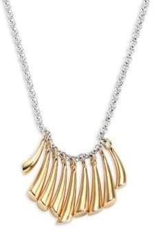 Charlotte Chesnais Appala Two-Tone Necklace