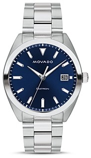 Movado Heritage Datron Watch, 39mm