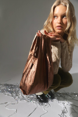 Baggu Baby Metallic Reusable Tote Bag
