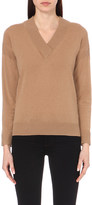 Burberry V-neck cashmere jumper