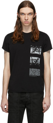 Rick Owens Black Level Wagner T-Shirt