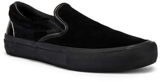 Vans x Engineered Garments Slip-On in Black & Multi | FWRD