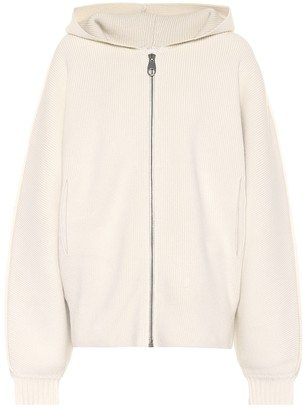 Chloé Wool and cashmere hoodie
