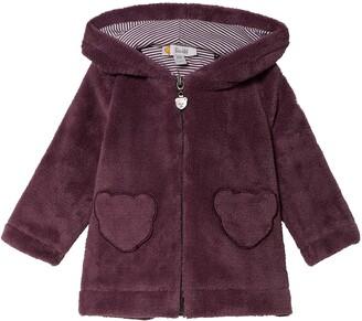 Steiff Baby Girls' Fleece Jacke Jacket