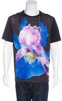 Givenchy Orchid Print T-Shirt