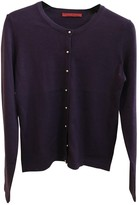 Carolina Herrera Purple Cashmere Knitwear for Women