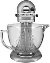 KitchenAid 5 qt. Stand Mixer with Glass Bowl
