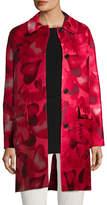 Valentino Women's Love Print Coat