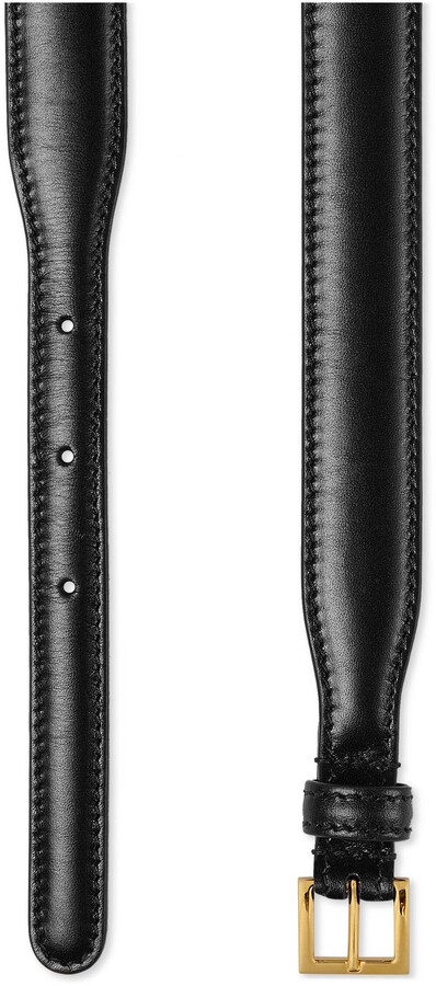 Thumbnail for your product : Gucci 1955 Horsebit wide leather belt