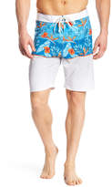 Burnside Tropical Stretch Boardshorts