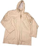 Fay Beige Silk Coat for Women
