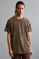 Urban Outfitters Printed Slouch Fit Tee