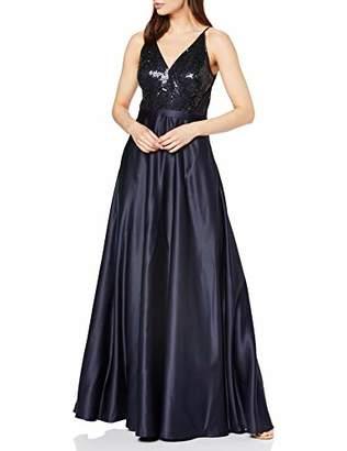 Vera Mont VM Women's 80/4522 Party Dress,(Size: 36)