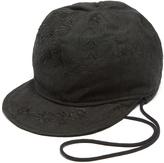 BY WALID Handkerchief embroidered jockey hat