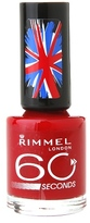 Rimmel 60 Seconds Nail 0.27fl oz