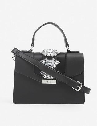 Aldo Clauzetto diamante crossbody bag