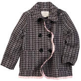 Kate Spade tweed coat (Little Girls)