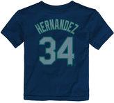 Majestic Babies' Felix Hernandez Seattle Mariners Player T-Shirt