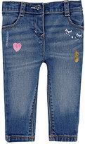 Billieblush Embellished Jeans