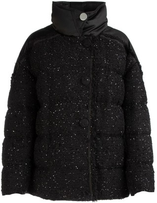 MONCLER GENIUS Moncler 1952 Tweed Padded Jacket