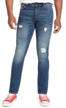 Sun + Stone Men's Bedford Slim-Fit Jeans, Created for Macy's