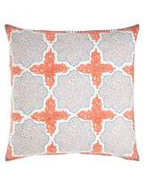 "John Robshaw Sarkar Pillow, 26""Sq."