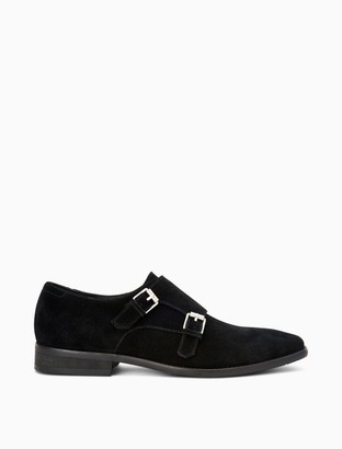 Calvin Klein Robbie Suede Dress Shoe