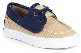 Ralph Lauren Little Boy's & Boy's Bridgeport EZ Boat Shoes