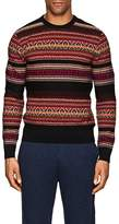 Ralph Lauren Purple Label MEN'S FAIR ISLE WOOL-BLEND SWEATER