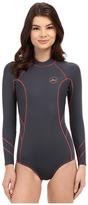 XCEL Wetsuits Luana Bikini Cut Back Zip Long Sleeve 2mm Springsuit
