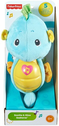 Fisher-Price Soothe & Glow(TM) Seahorse(TM) - Blue