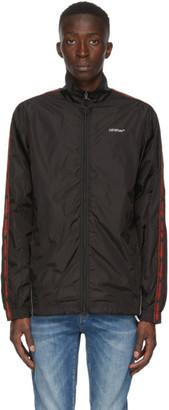 Off-White Black Bookish Jacket