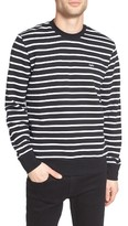 Obey Men's Saginaw Stripe Sweatshirt