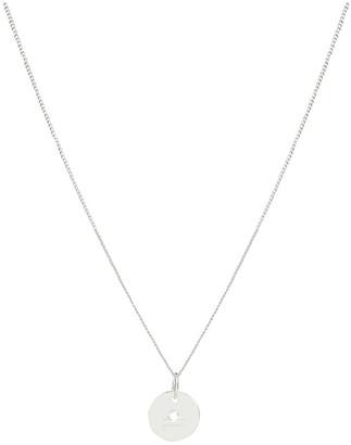 Tesori Bellini Zodiac 1.2 Necklace, Libra: Silver
