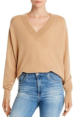 Equipment Madalene Cashmere V-Neck Sweater