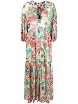Thumbnail for your product : Anjuna Elletropic maxi dress