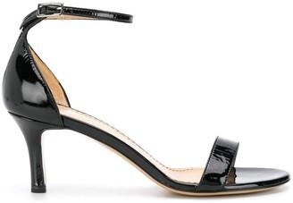 Antonio Barbato Metallic Sandals