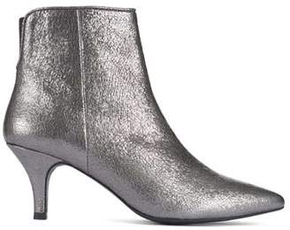 Mint Velvet Lorna Metallic Ankle Boots