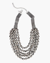 Chico's Peyton Multi-Strand Necklace