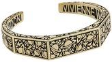 Vivienne Westwood Angelo Open Bangle Bracelet