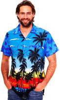 V.H.O Funky Hawaiian Shirt, Beach, 10XL