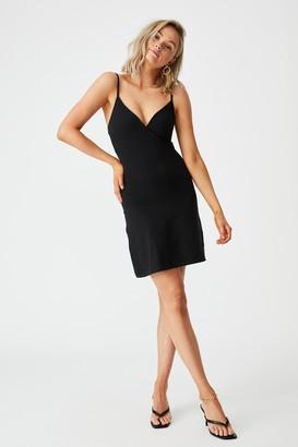 Supre Kira Cross Front Jersey Dress