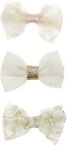Accessorize 3 X Party Bow Set